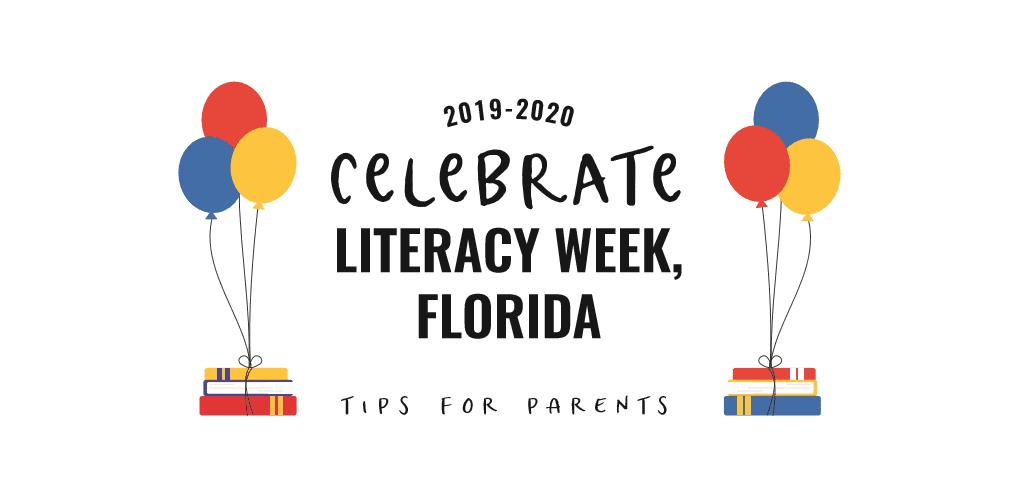 celebrate literacy week