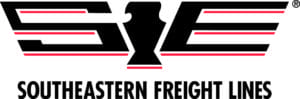 Southeastern Freight Lines logo