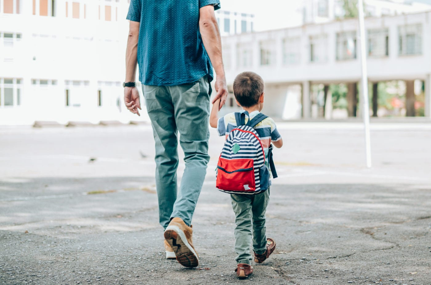 advice for noncustodial fathers