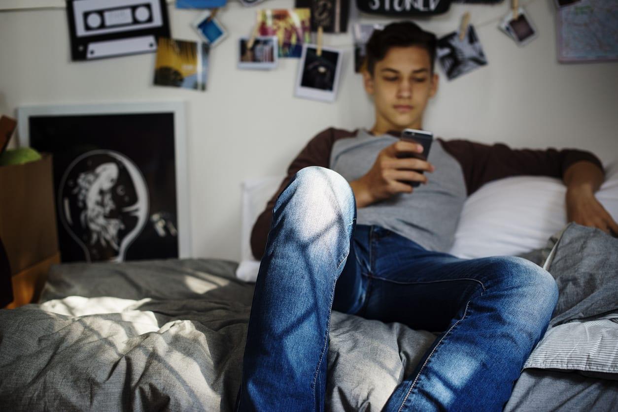 i dont like my teenager