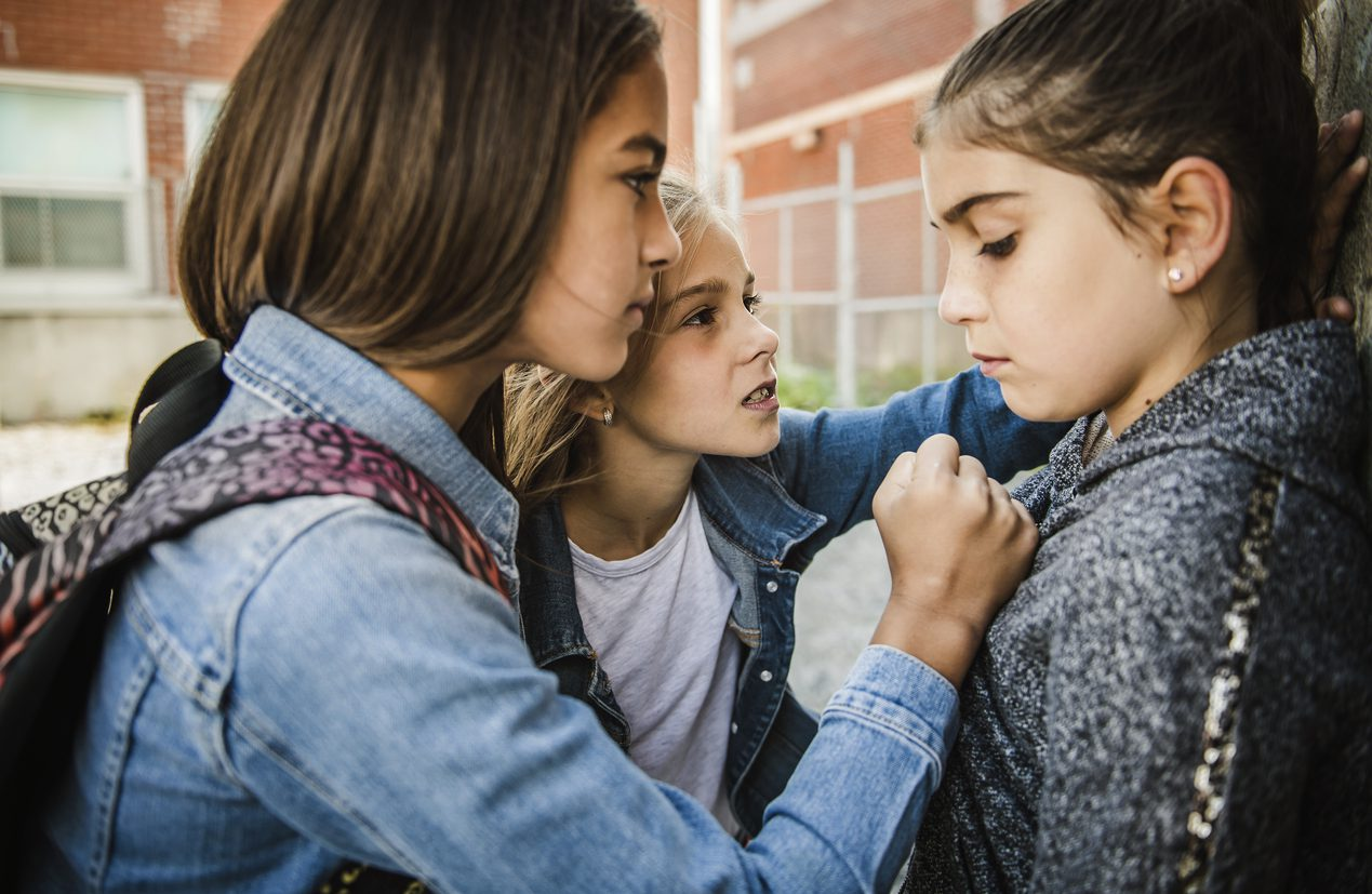 should there be harsher punishments for bullying